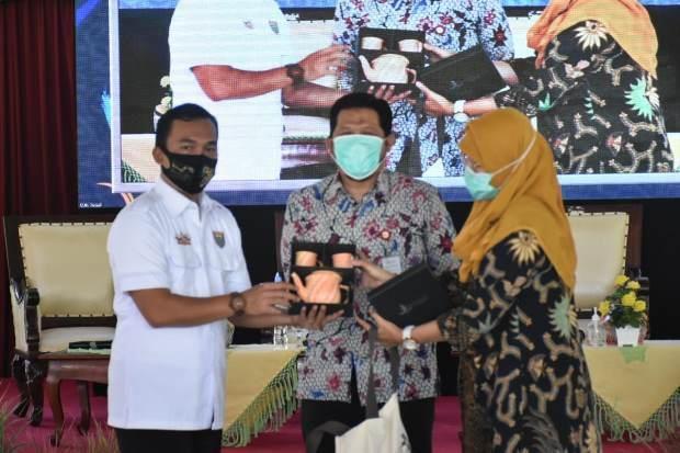 Hadapi Pandemi Covid-19, OJK Tegal Ajak Pelaku UMKM Bangun Bisnis Digital
