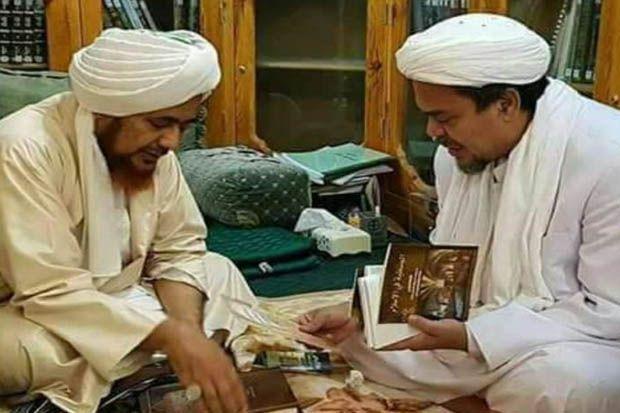 Rabithah Alawiyah Pastikan Habib Rizieq Keturunan Nabi Muhammad ke-39