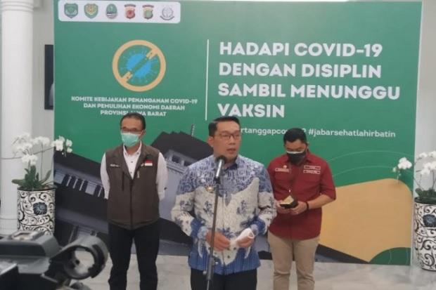 Datang ke Bareskrim Polri, Ridwan Kamil Bakal Didampingi Biro Hukum