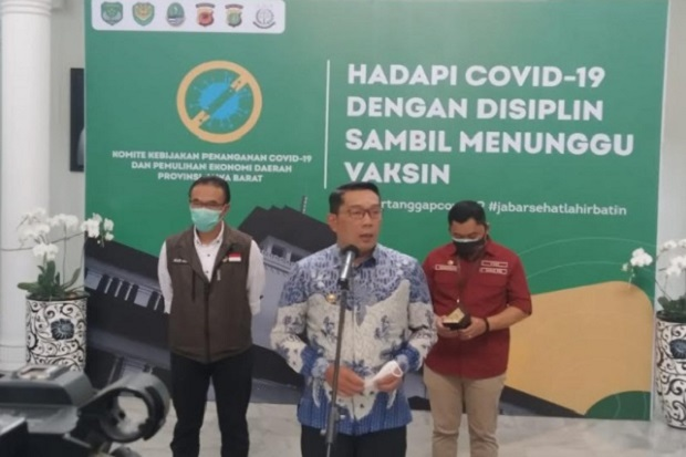 Tanggapi Sanksi Mendagri, Ridwan Kamil: Adakah Perbuatan Tercela Melanggar Hukum?
