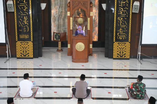 Jelang Pilkada Serentak, Khofifah dan Forkopimda Jatim Khotmil Quran