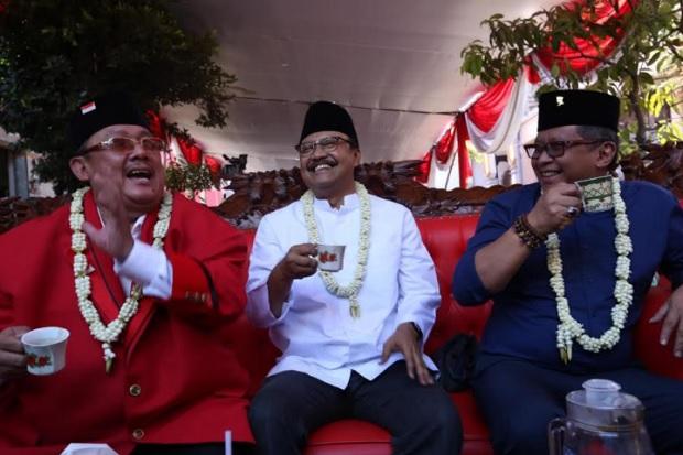 Membelot di Pilwali, Tokoh PDIP Surabaya Mat Mochtar Dipecat