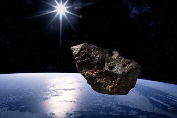 Hebat! Tanpa Diperiksa LAPAN Tahu Detail Meteor yang Jatuh di Medan