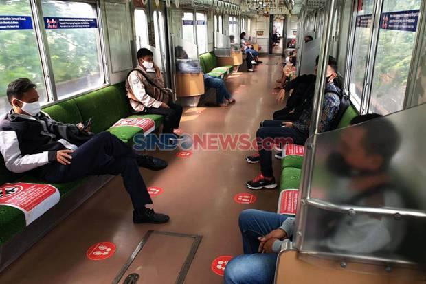 Pelaku Curi Tas Masih Gentayang di KRL Commuter Line