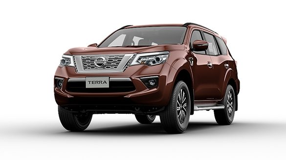 Nissan Goda Konsumen dengan Sedikit Penampakan Nissan Terra Baru