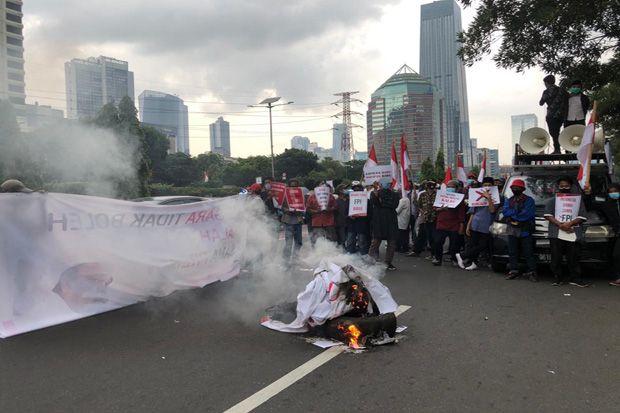 LPMI Desak Pemerintah Bubarkan FPI karena Dinilai Ancaman Negara