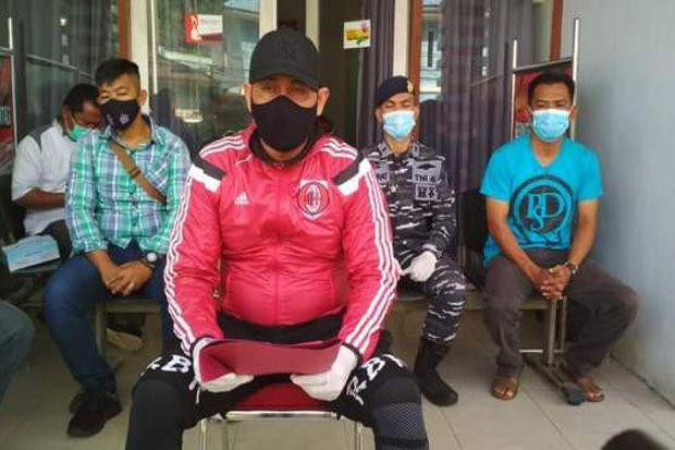 Up Date Kasus Covid-19 di Kabupaten Kepulauan Anambas