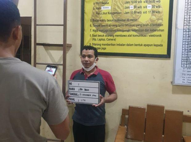 Mantan Ketua FPI Aceh Ditangkap Polisi