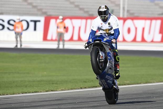 Joan Mir Juara MotoGP 2020, SIS Beri Penawaran Spesial