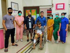 Dorr! Residivis Curanmor di Minahasa Utara Tumbang