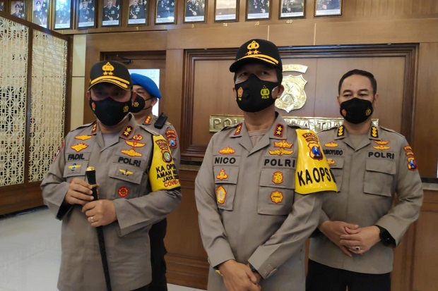 Jabat Kapolda Jatim, Jenderal Nico Siap Lanjutkan Program Fadil Imran