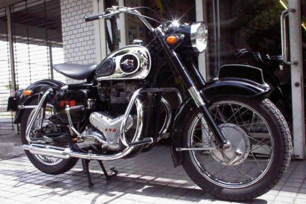 Suzuki Berada di Balik Nama Besar Meguro dan Kawasaki?