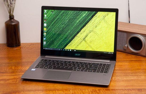 Swift 3X, Tipis Mumpuni untuk Grafis Setara Laptop Gaming