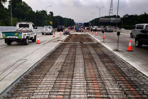 Perbaikan Jembatan Jalan Tol, Pekan Depan Jasa Marga Siapkan Rekayasa Lalin