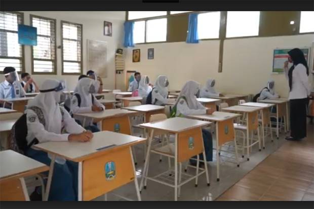 Sekolah Tatap Muka di Kota Bogor Picu Pro Kontra