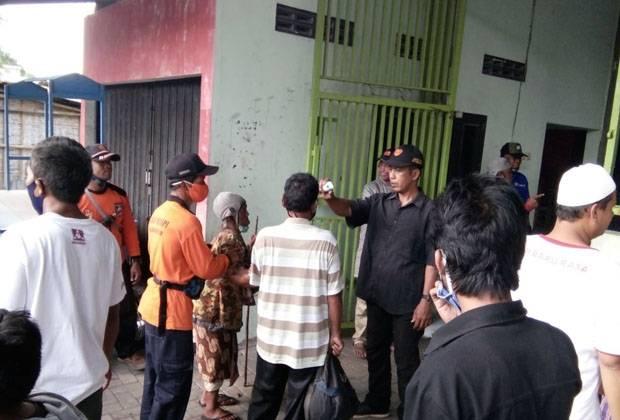 Pengungsi Merapi di Magelang Terus Bertambah, Ditampung di 9 Lokasi