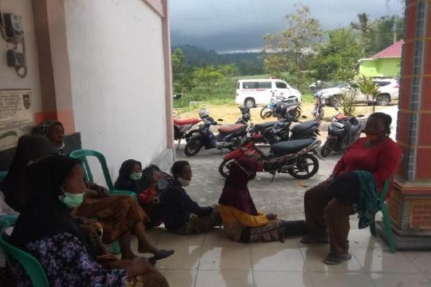 Mengungsi dari Amukan Merapi, Warga Tlogolele Sebut Simbah Buyut Mau Punya Gawe