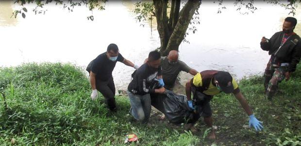 Geger, Mayat Tanpa Identitas Ditemukan Terapung di Sungai Deli