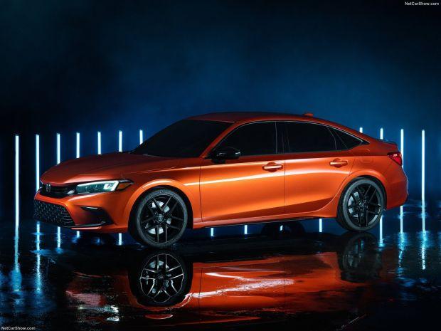 Honda Civic Baru Nekat Pertahankan Transmisi Manual