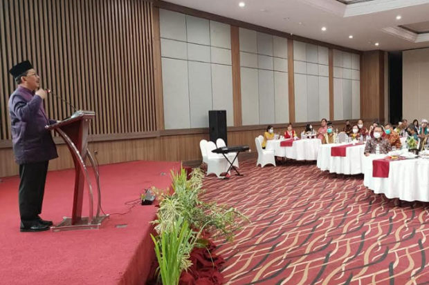 Wakil Menteri Agama Puji Kerukunan di Sulawesi Utara