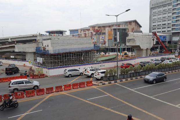 Pasang Girder Becakayu, Jalan Ahmad Yani Bekasi Bakal Direkayasa