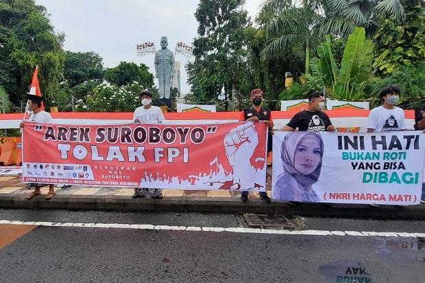Tolak Kedatangan Habib Rizieq, Elemen Warga Surabaya Diserang Kelompok Tanpa Identitas