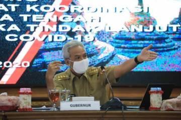 Gubernur Jawa Tengah: Enggak Usah Ada Libur Panjang