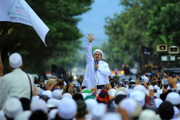 Polisi Tak Buru-buru Gelar Perkara Kasus Kerumunan Acara Habib Rizieq