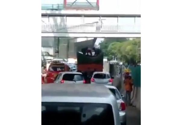 Bajing Loncat Berbagi Tugas dalam Aksinya di Cakung Jakarta Timur