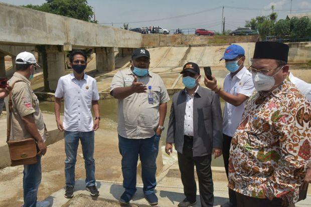 Kali CBL Tercemar Limbah Pabrik, DPRD Kabupaten Bekasi Tunggu Hasil Uji Laboratorium