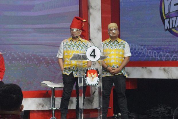 Catat, Ini Program yang Jadi Fokus Irman-Zunnun Jika Menangi Pilwalkot Makassar