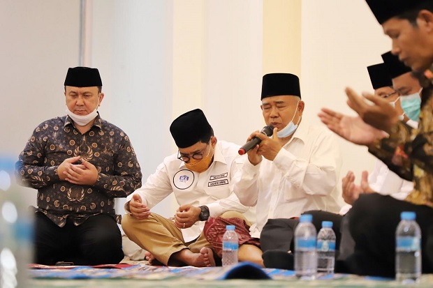 Kiai Surabaya Rapatkan Barisan Dukung Machfud Arifin Jadi Wali Kota