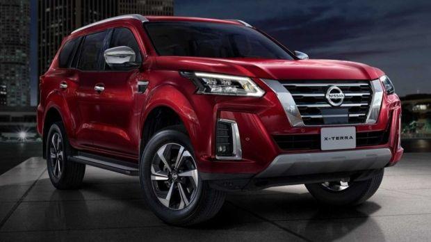 Nissan X-Terra Meluncur, Siap Tantang Mitsubishi Pajero Sport dan Toyota Fortuner