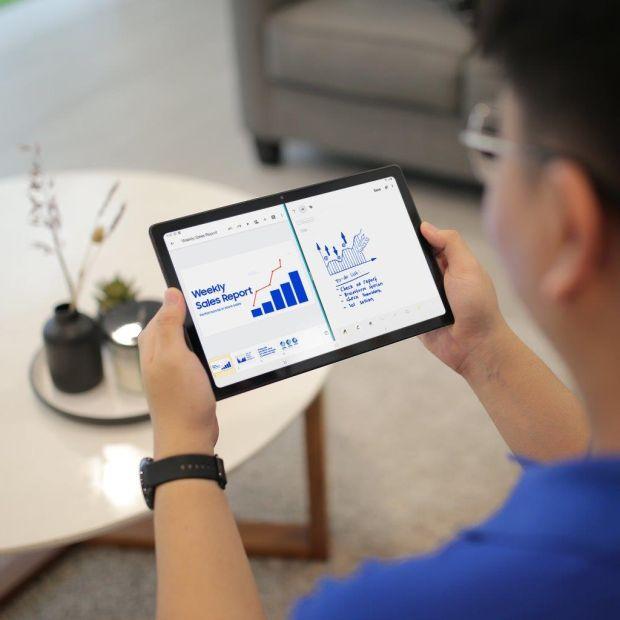 Tips Manfaatkan Focus Mode di Tablet Samsung Agar Tidak Terganggu Notifikasi Tidak Penting