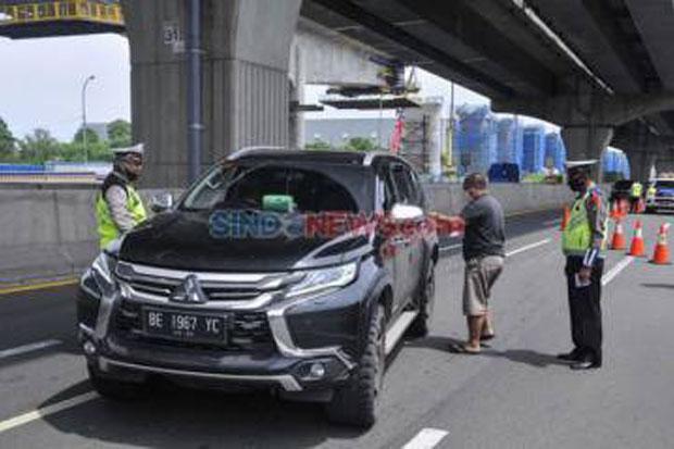 Tak Ditahan, Pemilik Mobil Pelat RI 1 Hanya Didenda Rp500.000