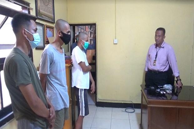 Kurir dan Pengguna dan Narkoba Ngaku Anak Anggota DPRD saat Akan Ditangkap