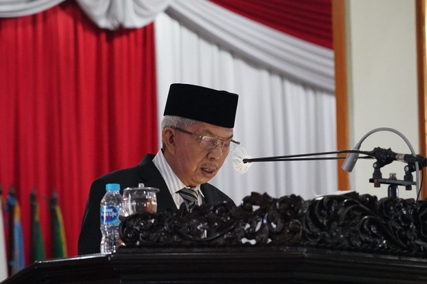Pemerintah Provinsi Sumsel Apresiasi Pertanyaan DPRD
