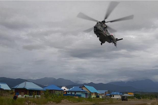 3 Prajurit Yonif 700 Raider yang Tertembak di Nduga Baru 1 Bulan Bertugas di Papua