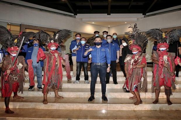 AHY di Manado: Satukan Diri, Lanjutkan Tradisi Kemenangan