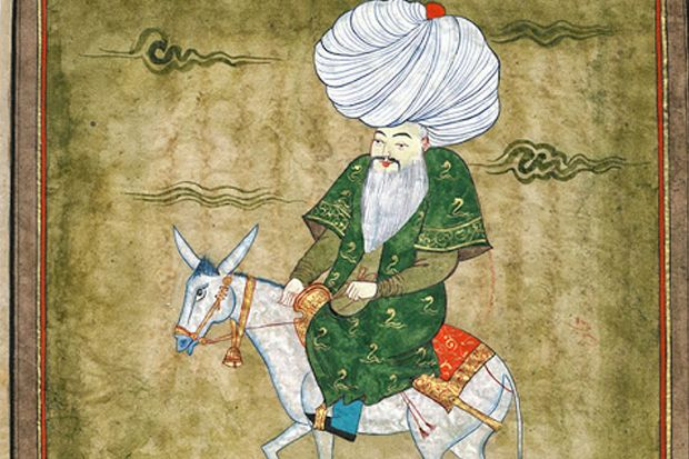 Canda Ala Sufi: Manfaat Pakaian di Hari Kiamat