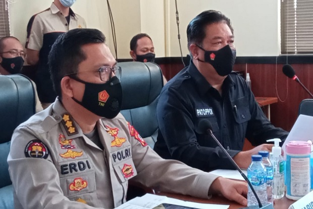 Kasus Kerumunan Massa Habib Rizieq di Megamendung Bogor Naik ke Tahap Penyidikan