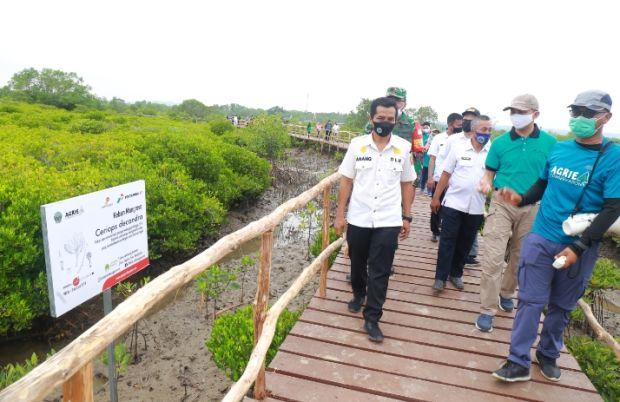 CMBR Lembung Paseser Bangkalan Punya Jembatan Baru