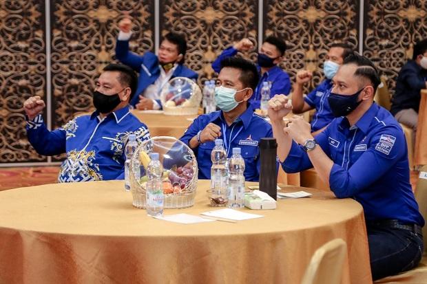 AHY: Menangkan Makassar untuk Perjuangkan Harapan Rakyat