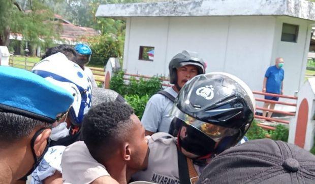 7 Orang Simpatisan OPM Diperiksa Terkait Kericuhan di Sorong