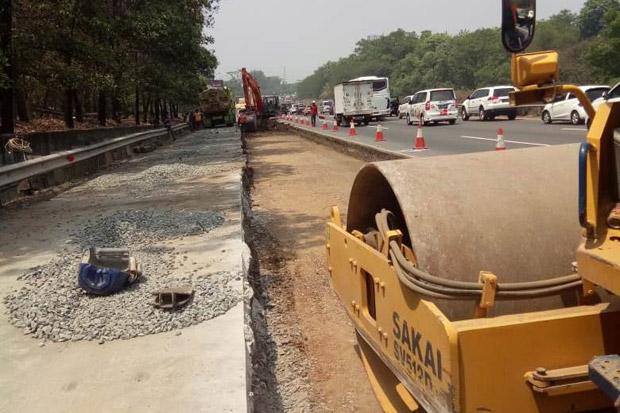 Ada Pemeliharaan Jembatan Tol Jagorawi, Jasa Marga Lakukan Rekayasa Lalin
