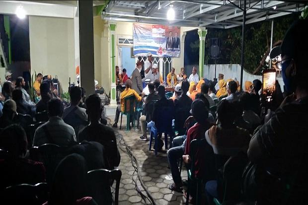 Ibrahim Medah Ajak Kaum Milenial Pilih Pemimpin yang Mampu Menjadi Pelayan