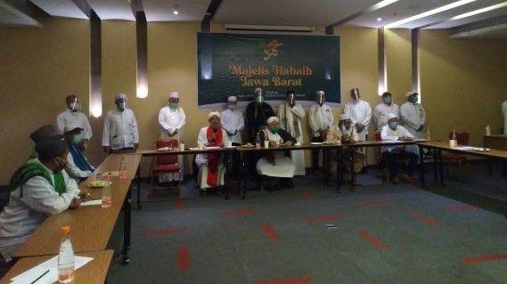 Prihatin dengan Kegaduhan Habib Rizieq, Habib Se-Jabar Serukan Kedamaian demi Keutuhan NKRI