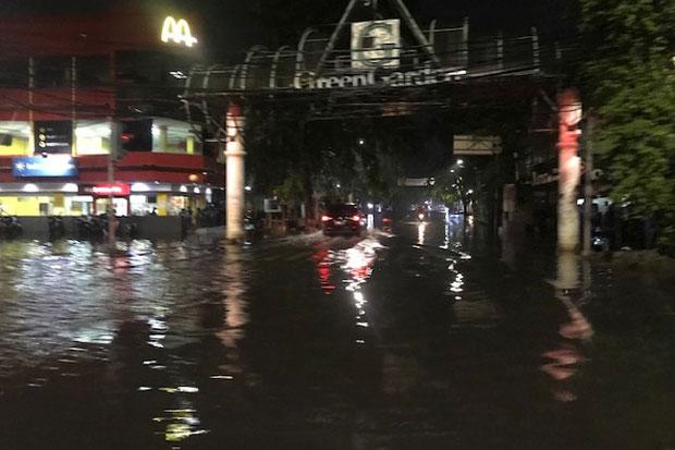 Ini Langkah SDA Jakarta Barat Menangani Banjir di Green Garden