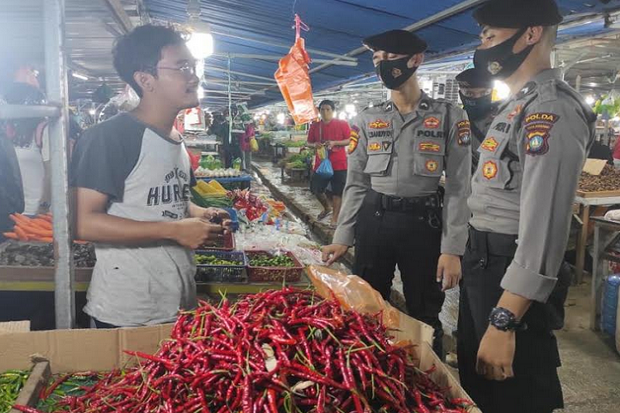 Tim Ops Aman Nusa Imbau Kembali Masyarakat Terapkan Protokol Kesehatan