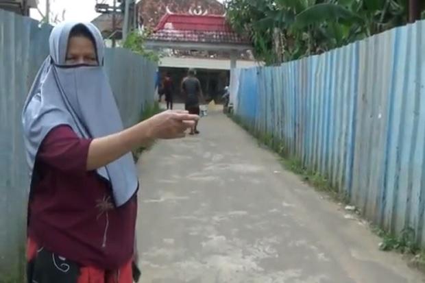 Durhaka, Pemuda di Palembang Aniaya Ibu Kandung karena Tak Dikasih Uang untuk Mabuk